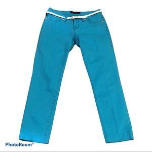 Rock & Republic jeans 8M turquoise